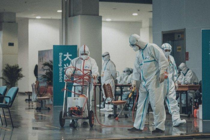В России на данный момент зарегистрировано 355 эпидемических очагов