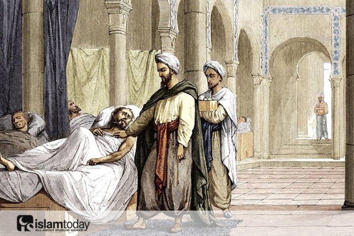История первых мусульманских больниц