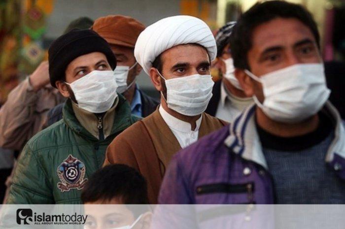 Пандемия в Иране. (Источник фото: yandex.ru)