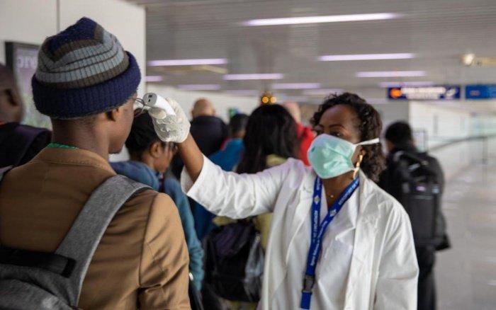 В африканских странах растет число заразившихся коронавирусом.