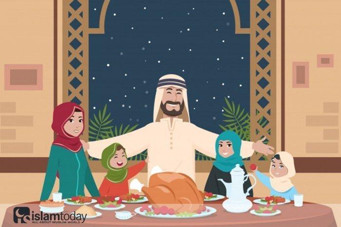 Хадисы о семье. (Источник фото: freepik.com)