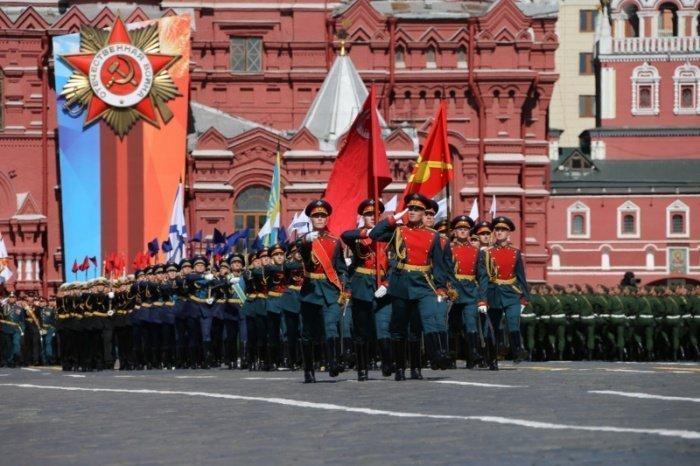 Парад Победы в Москве состоится 24 июня.