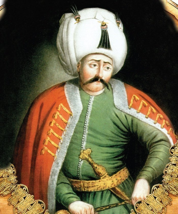 Султан Селим Явуз — отец Сулеймана
