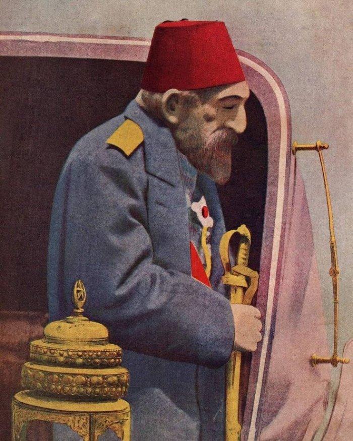 Султан Абдульхамид II