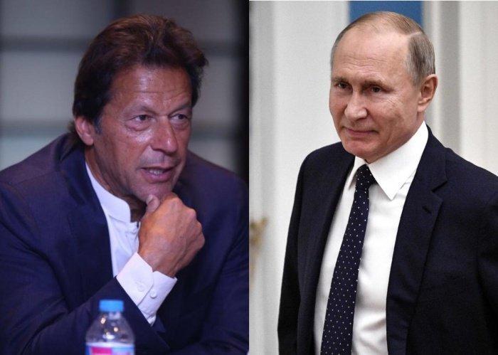 Владимир Путин и Имран Хан могут встретиться осенью.