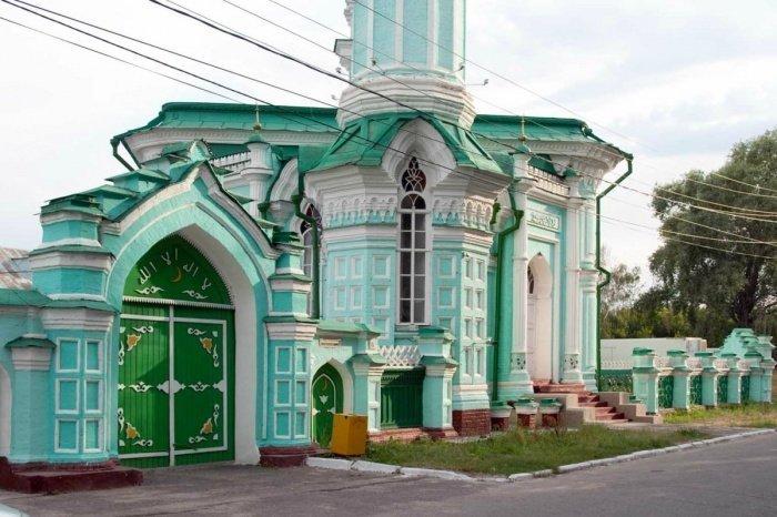 Азимовская мечеть в г. Казани