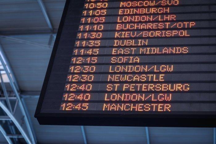 Планируется, что первыми могут возобновиться рейсы в страны СНГ и Евразийского экономического сообщества