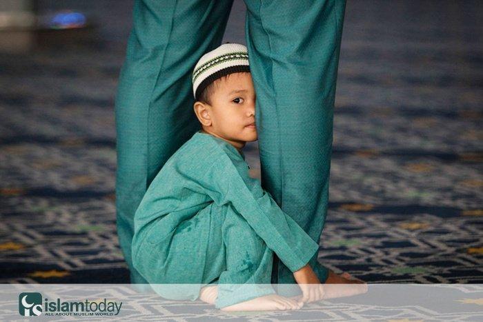 Можно ли детям находиться в мечетях