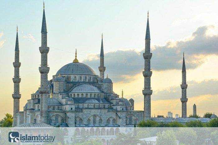 Голубая мечеть, Стамбул (фото: unsplash.com)