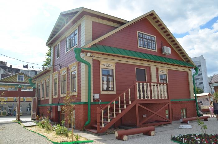 Дом Муллина в Казани