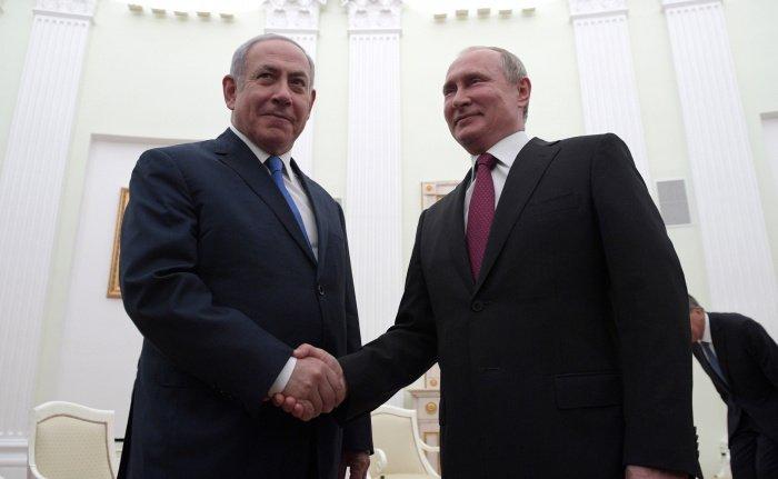 Президент России выразил надежду, что соглашение ОАЭ и Израиля поспособствует укреплению стабильности и безопасности в регионе (Фото: официальный сайт президента России)