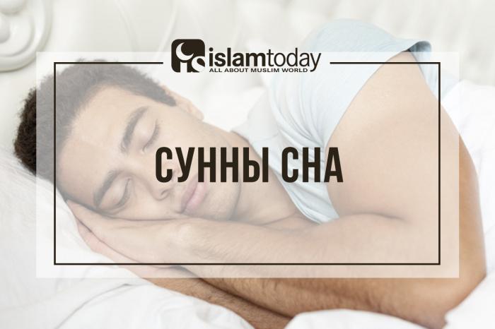 Сунны сна. (Источник фото: freepik.com)