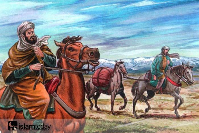 Ибн Батута. (Источник фото: yandex.ru)