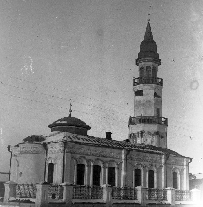 Яушевская мечеть, Петропавловск, 1920-ые годы.