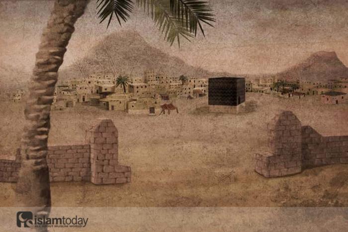 """То самое место, где произошли события, описанные в суре """"Аль-Филь"""""""