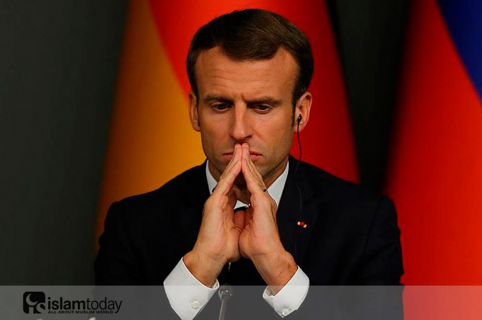 Конфликт между Францией и Турцией. (Источник фото: yandex.ru)