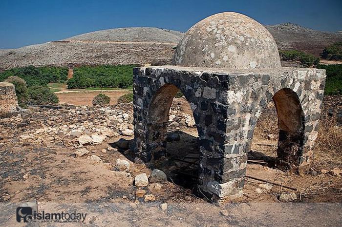 Колодец пророка Юсуфа. (Источник фото: islamiclandmarks.com)