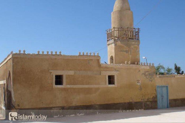 Мечеть СИная. (Источник фото: english.alarabiya.net)