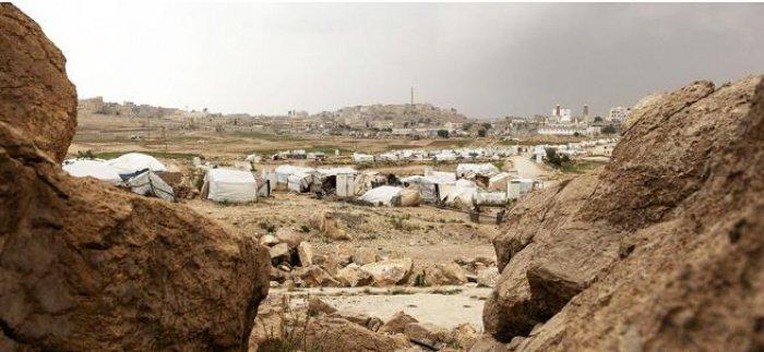 Лагерь беженцев в Йемене. (Источник фото:news.un.org)