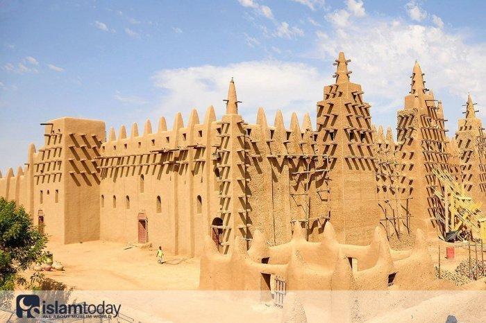 Тимбукту: золотой город, исчезнувший после хаджа. (Источник фото: yandex.ru)