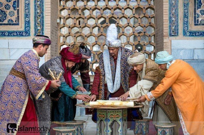 Надёжность, честность и справедливость – что побудило самаркандцев принять ислам? (Источник фото: yandex.ru)