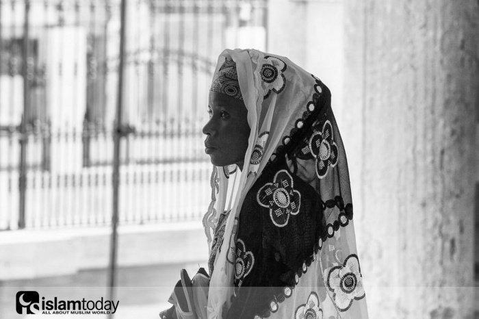 Женское лицо африканского ислама. (Источник фотографий: themuslimvibe.com)