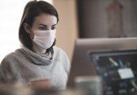 Гинцбург посоветовал не носить маску при высоком уровне антител