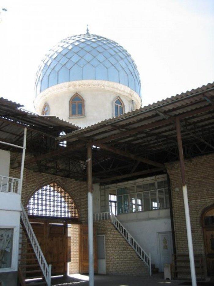 Старинная мечеть Ногай Кургана