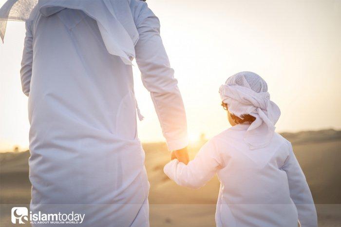 15 правил воспитания от Пророка Мухаммада, мир ему. (Источник фото: shutterstock.com)