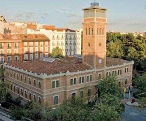 Арабский Дом в Мадриде.