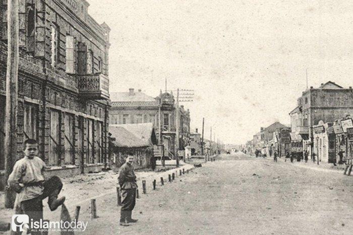 Дореволюционный Харбин (Фото: google.com).