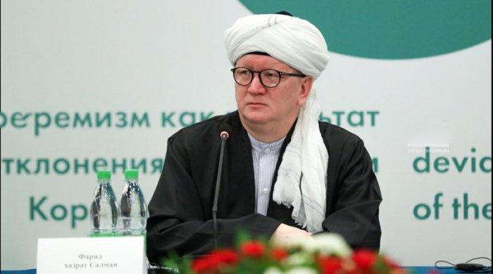 Негативная реакция Аширова и других муфтиев на письмо Гайнутдина
