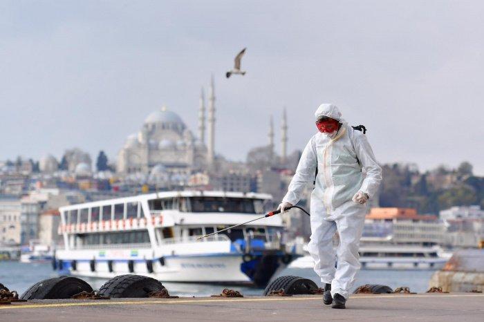 Турция готовится к старту туристического сезона. (Фото: yandex.ru).