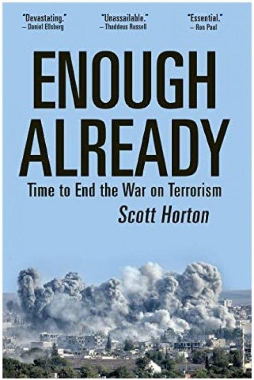 Обложка книги С.Хортона. (Источник фото: goodreads.com).