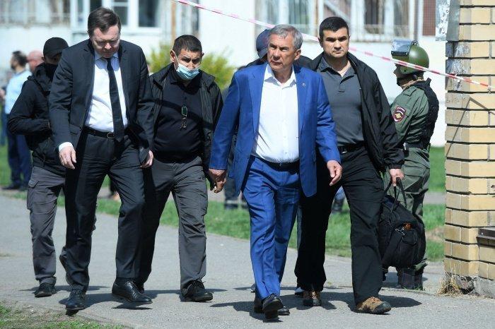 Фото: Максим Богодвид/ РИА Новости.