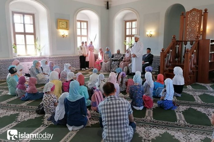 Мусульманские лагеря Татарстана.