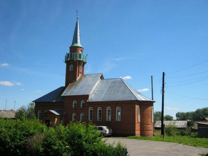 Одна из исторических мечетей Баранги (Параньга). Источник фото photogoroda.com