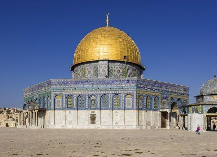 Купол Скалы в Иерусалиме (Фото: mei.edu)