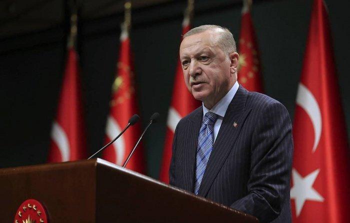 Фото: © Mustafa Kamaci/Turkish Presidency via AP.