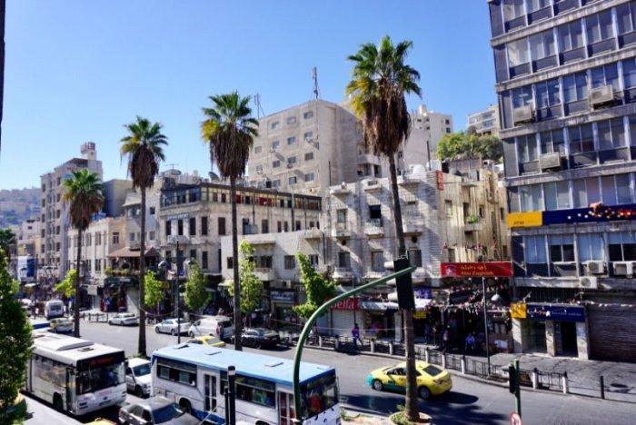 Центр города Амман (Фото: intrepidtravel.com).