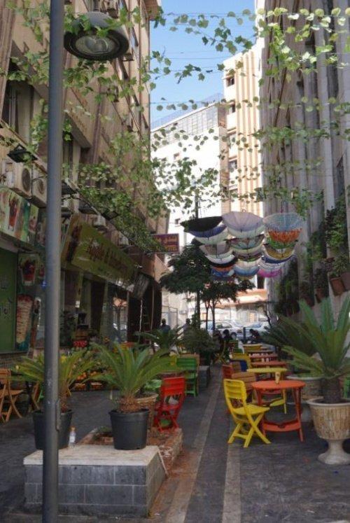 Краски города Амман (Фото: intrepidtravel.com).