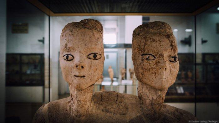 Экспонаты музея (Фото: Владимир Кезлинг, kezling.ru).