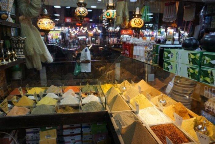 Магазин специй (Фото: intrepidtravel.com).