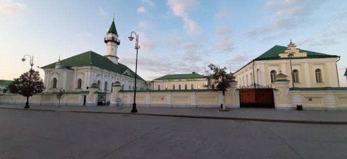 Мечеть Марджани (Фото: diary-culture.ru).