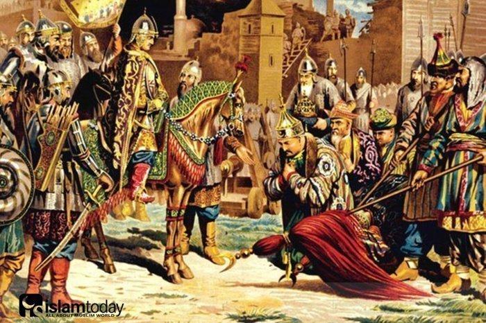 Завоевание Казани произошло в 1552 году (Фото: realnoevremya.ru).