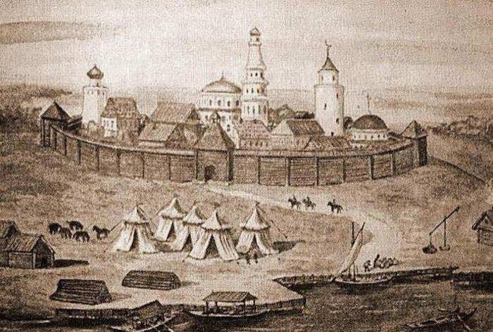 Касимовское ханство (Фото: secrethistory.su).