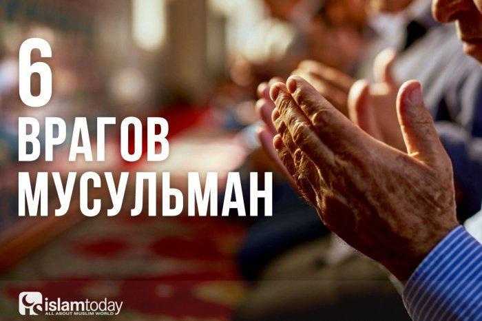 «Пусть тот, кто привык лгать и злословить, не ждет, что уйдет из этой жизни верующим» (Фото: ainews.kz).