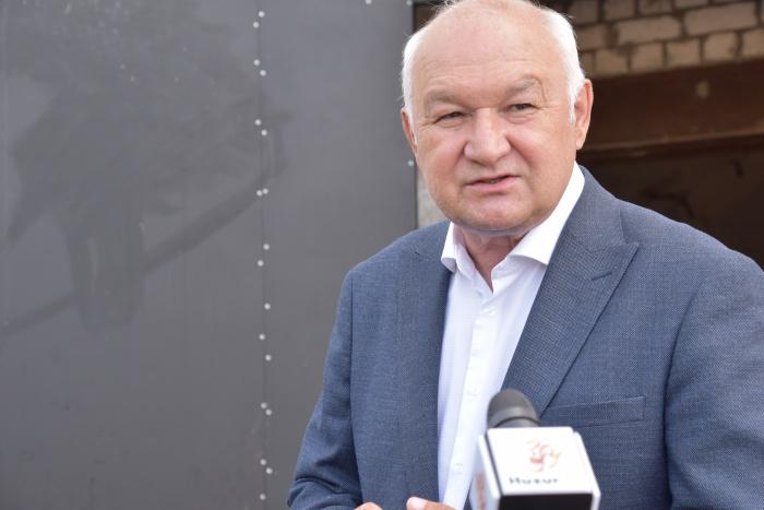 Первый заместитель председателя Комитета Государственной Думы Федерального Собрания Российской Федерации по делам национальностей Ильдар Гильмутдинов.