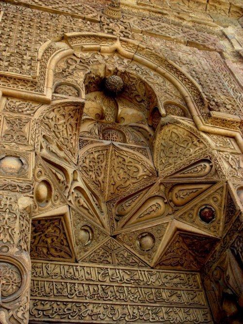 Более всего декорирован центральный вход (Фото: wikipedia.org).