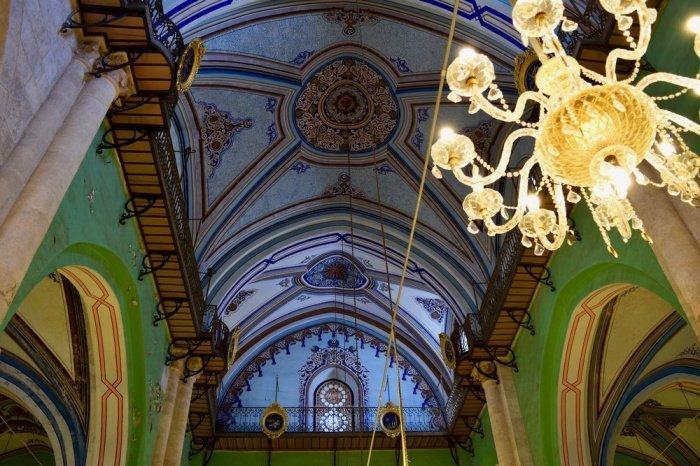 Мечеть пророка Ибрагима (Фото: arwtravels.com).